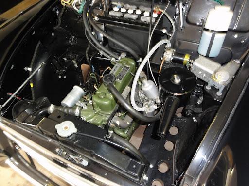 1961 Morris Minor De-Luxe