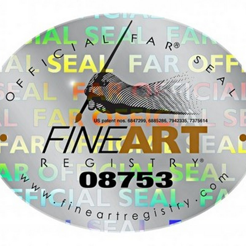 Fine Art Registry – Online Art Registration (Site Down)