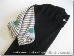 T-shirt repurpose