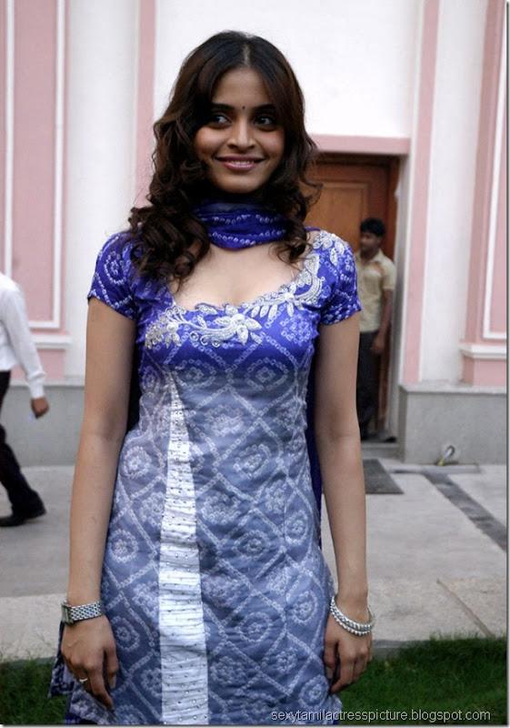 sexy-sheena-shahabadi-hot-exposing-chudidhar-stills