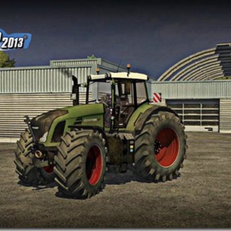 Farming simulator 2013 - Fendt 936 Vario (Trattore)
