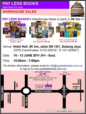 Pay-Less-Books-Warehouse-sales-2011-EverydayOnSales-Warehouse-Sale-Promotion-Deal-Discount