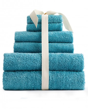 Keeping your linen closets in order is so much easier when you're towels are all folded uniformly. Learn how to fold the perfect towel here: