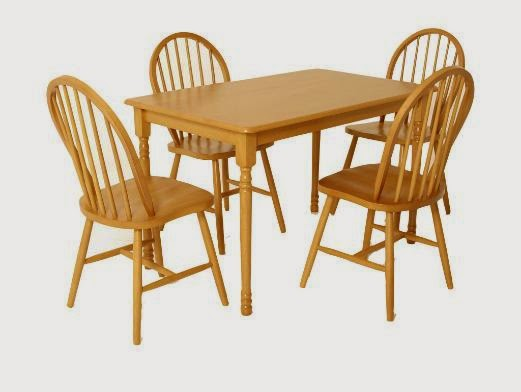 FARMHOUSE WINDSOR DINING SET 521x392