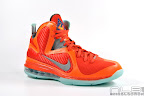 lebron9 allstar galaxy 02 web white Nike LeBron 9 All Star aka Galaxy Unreleased Sample