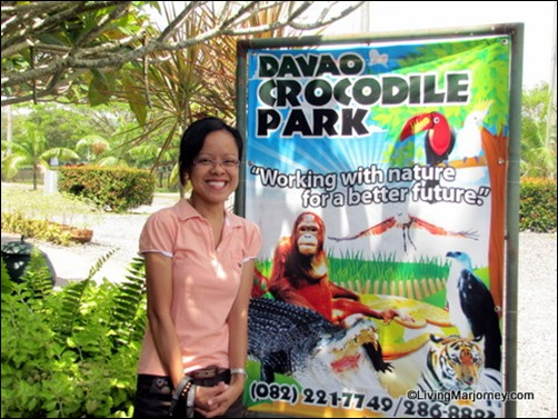 Davao, Sightseeing & Food