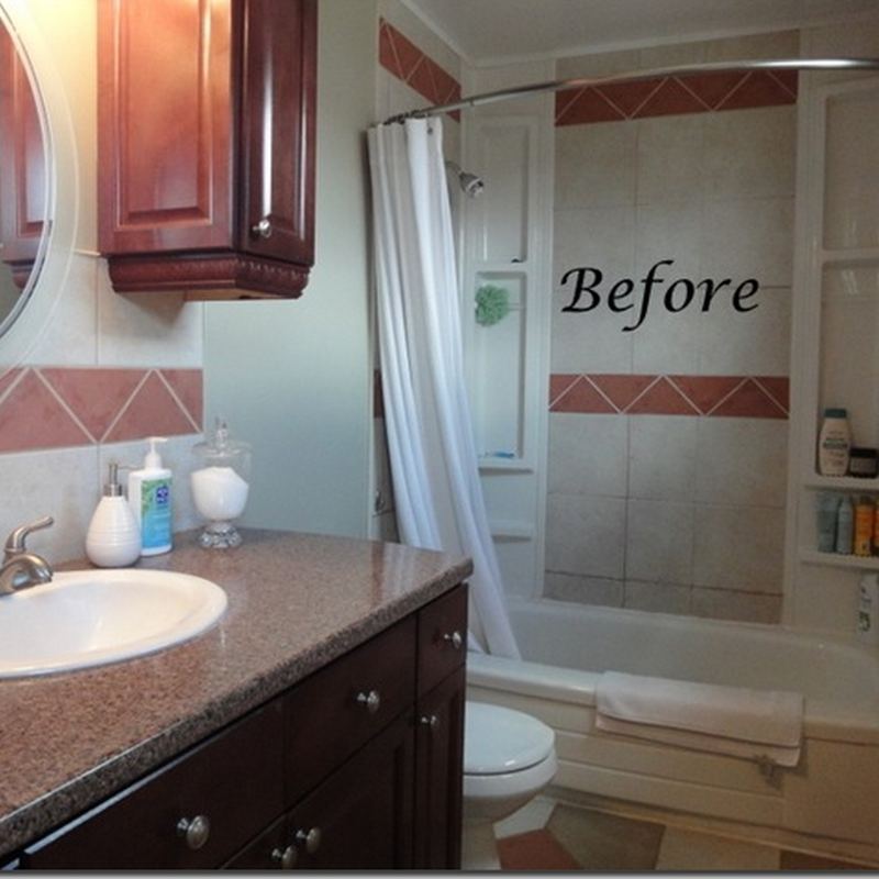 Client Project: Bathroom Reno