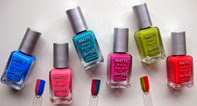 BarryM-Summer-Matte-collection-Waikiki,Copacobana,Miami,Malibu,Rhossili,Cancun