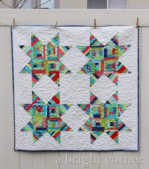 Twinkle Toes quilt
