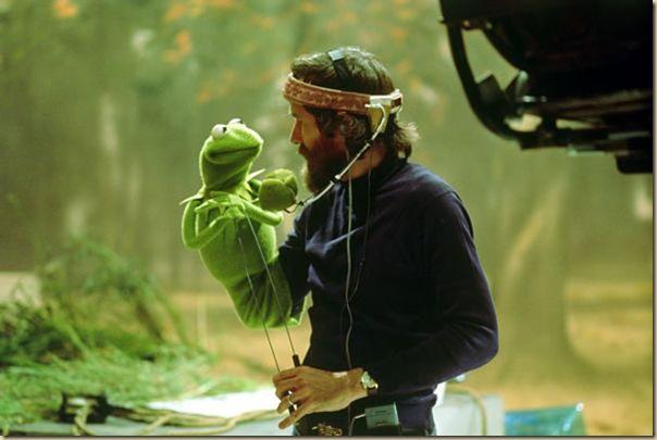 Photos étonnantes dans les coulisses de grands films (23)