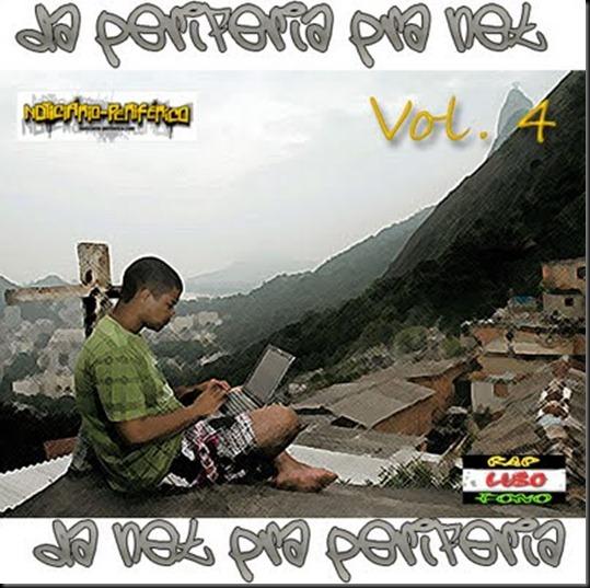 Capa Da Periferia Pra Net Da Net Pra Periferia  Vol 4