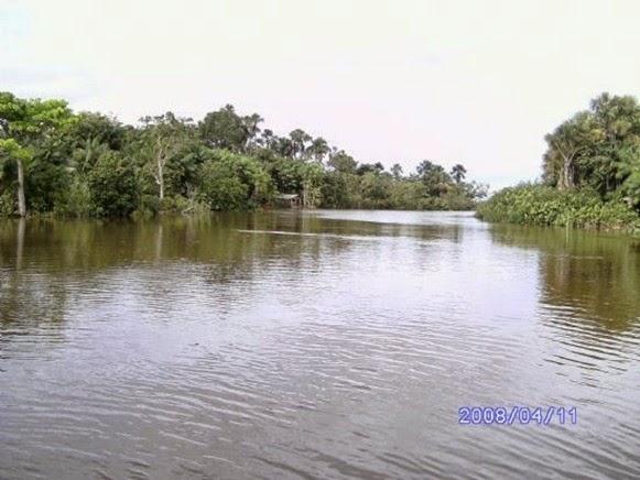 Rio Muanà - Limoeiro do Ajuru, foto di Benedito Edno Rodrigues