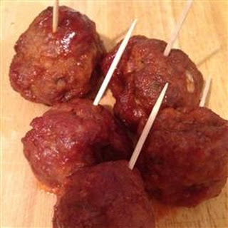 Cocktail Meatballs II