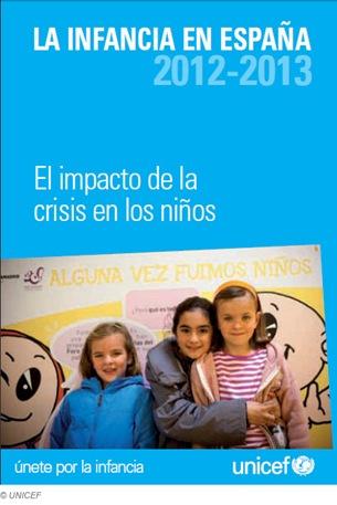 UNICEF Pobreza infantil