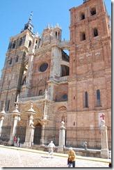 Oporrak 2011, Galicia - Astorga   01