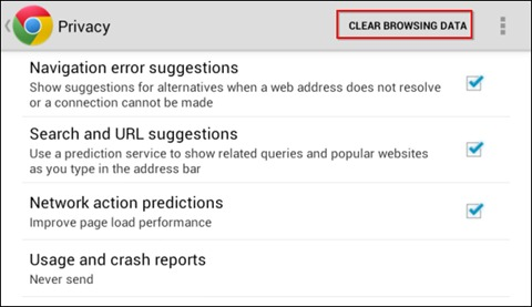 privacy-in-chrome-for-android