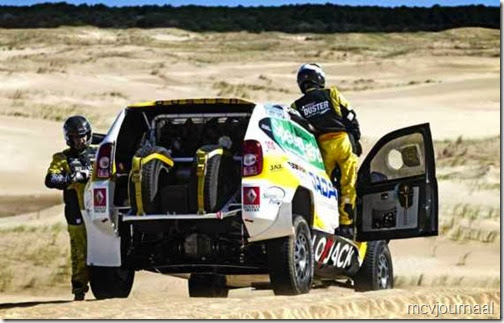 Duster Dakar Rally 2014 04
