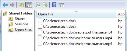 open.files