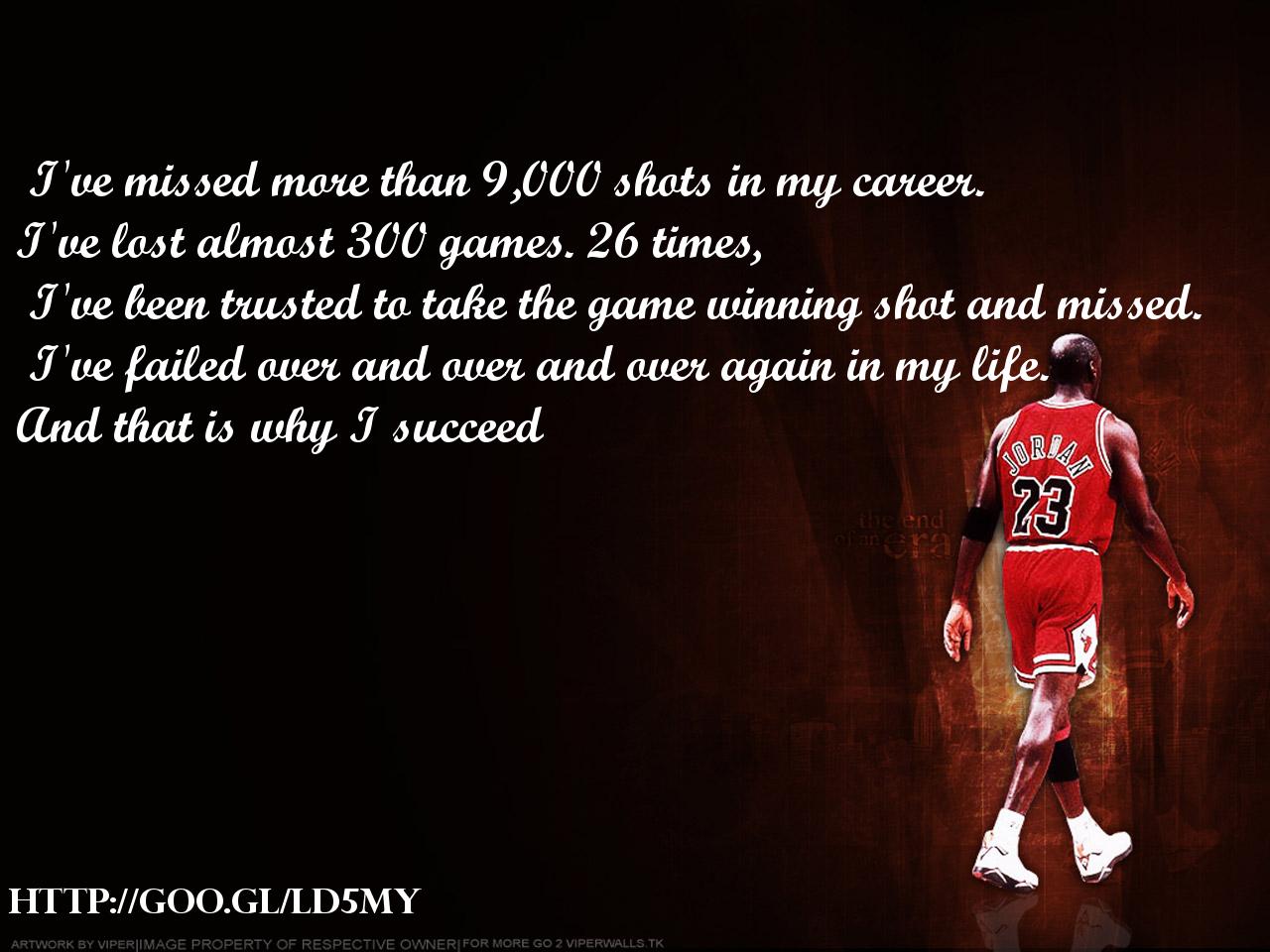 Michael Jordan Famous Quotes Famous Quotesmichael Jordan  Quotes Links