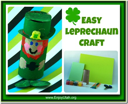 Easy Leprechaun Craft