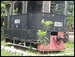 Indonesia, Ambarawa Railway Museum, Loco, Kayu Germany, B2014, 1905, 11 January 2013 (1)