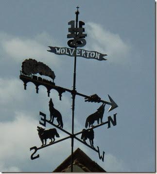 7 wolverton weather vane