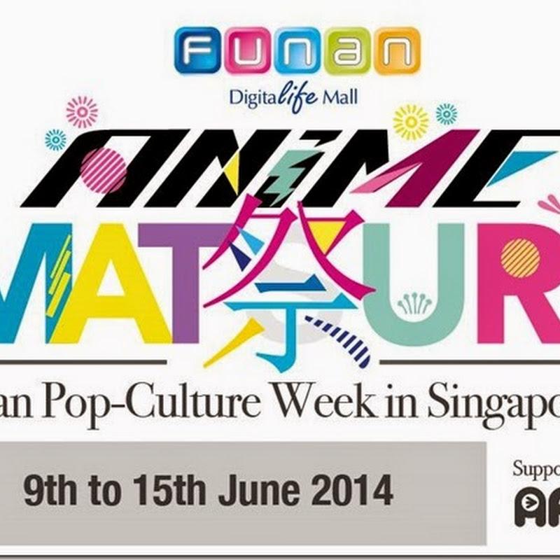 Event: Anime Matsuri (Singapore)