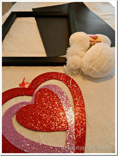 Valentine Heart Frame 001a