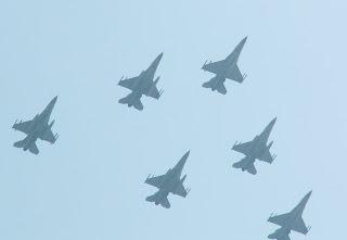 """nasze """"jastrzebie"""" czyli F-16C/D blok 52+"""