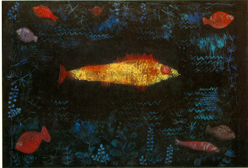 Paul Klee - The Golgfish