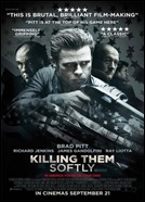 Killing Them Softly - poster