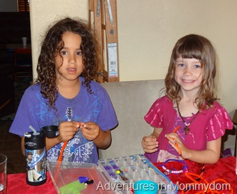 pipecleaner bead jewelry