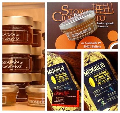 Storie di cioccolato collage1