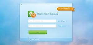 client Kuaipan per Ubuntu Linux