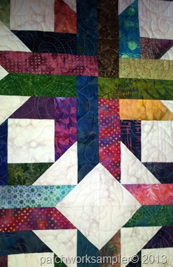 pine blos quilting