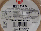 Here's what a package of seitan might look like.