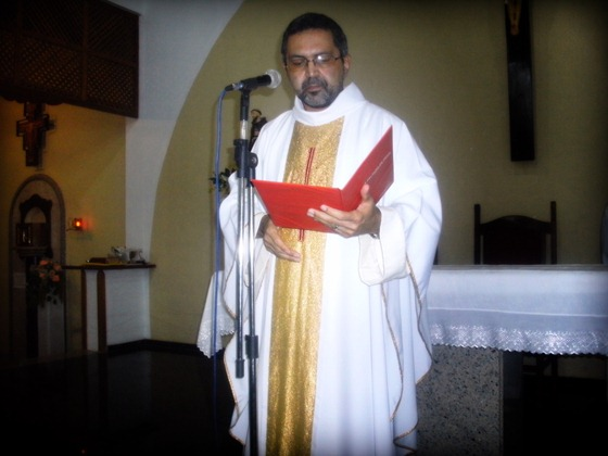 Pe. Flávio Santiago