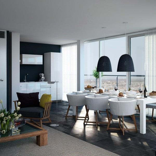 Diseños de Apartamentos Modernos