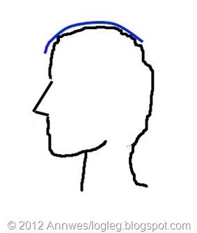 hodemål lue