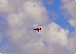 Model Jet plane show 007 for blog