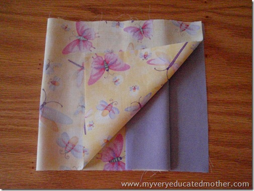 @mvemother Fold Top Snack Bag 5