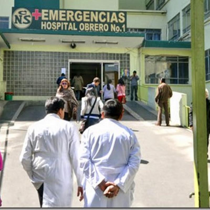 Detectan anomalías y mala atención en el Hospital Obrero de la CNS