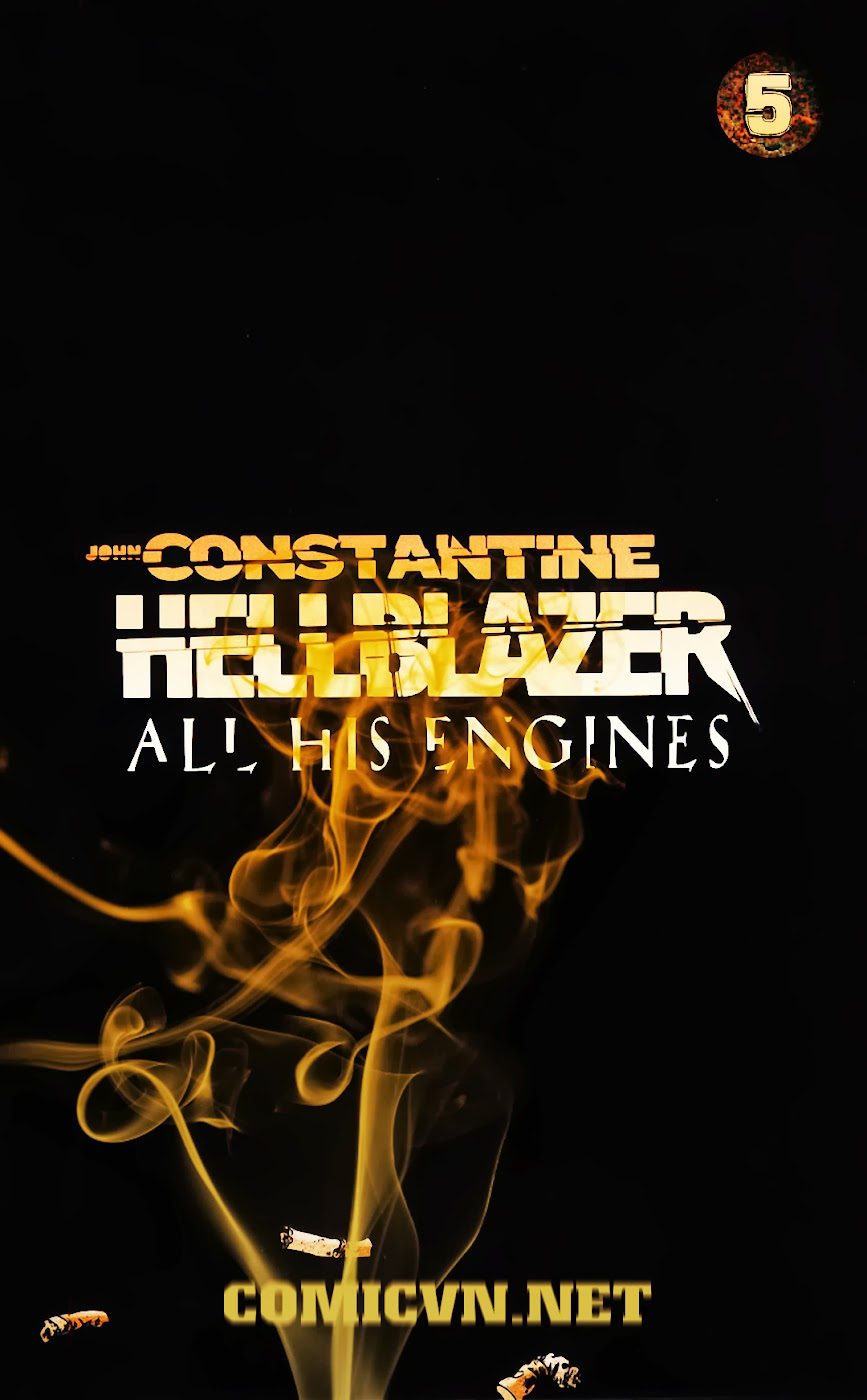 Constantine - All his engines chap 5 - Trang 1