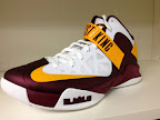 nike zoom soldier 6 pe christ the king home 2 01 Nike Zoom Soldier VI CTK Away & Home Alternate   New Pics