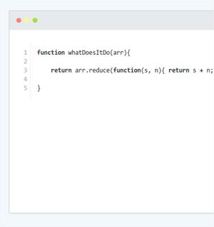 Quiz de Javascript: ¿Qué es lo que hace esta función?