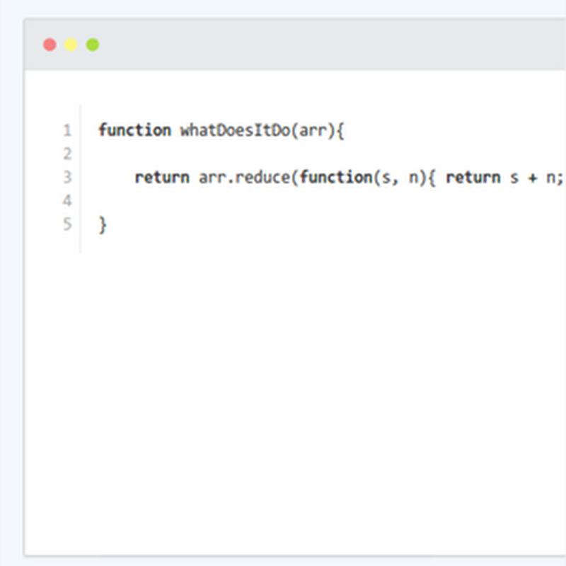 Javascript: ¿Puedes adivinar lo que hace esta función?
