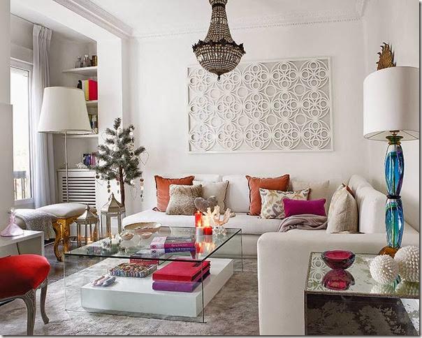 case e interni - appartamento barcellona - colori decorazione (1)
