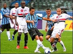 São Paulo vs Gremio