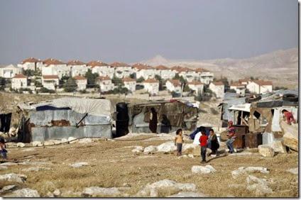 Asentamientos israelies en Cisjordania