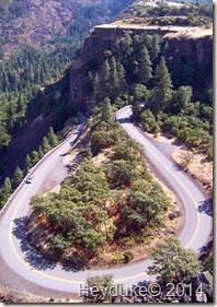 Mount Hood and falls 046